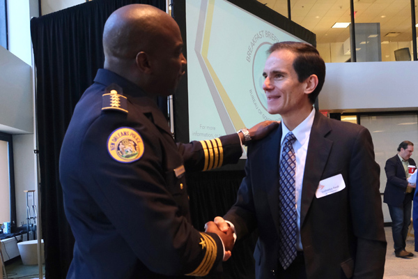 BGR Breakfast Briefing with Supt. Shaun Ferguson, March 27, 2019
